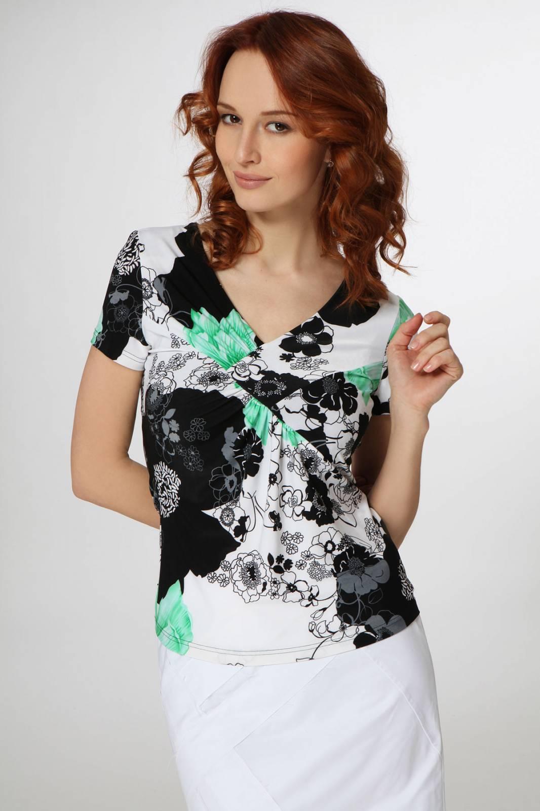 Стильные блузки из вискозы